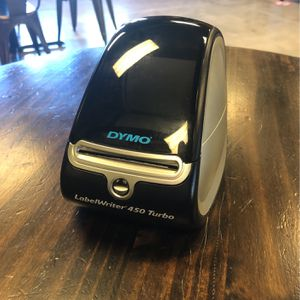 DYMO Label Printer LabelWriter 450 Turbo Direct Thermal Label for Sale in Miramar, FL