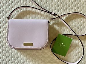 NEW Kate Spade Pale pink cross body bag Purse for Sale in Snohomish, WA