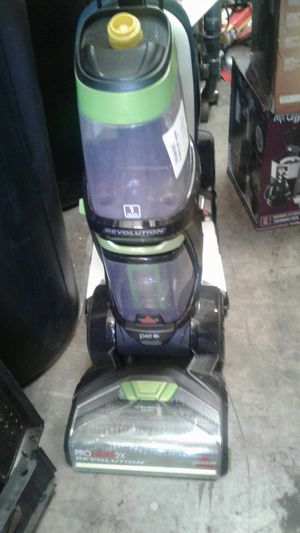 Carpet shampooer pet edition for Sale in Modesto, CA