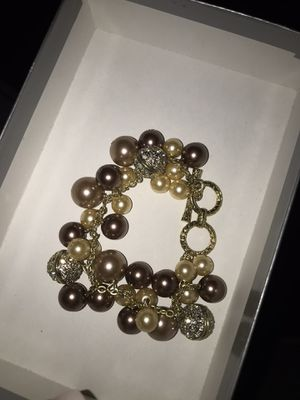 Gold and bronze bracelet for Sale in Las Vegas, NV