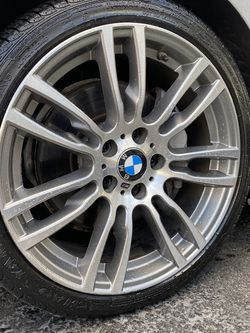 "Bmw Rims 19"" 403 M Sport Rims and Landsail Tires included. for Sale in Pompano Beach,  FL"