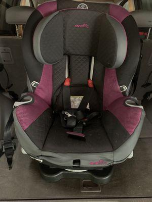 Evenflo car seat for Sale in Tacoma, WA