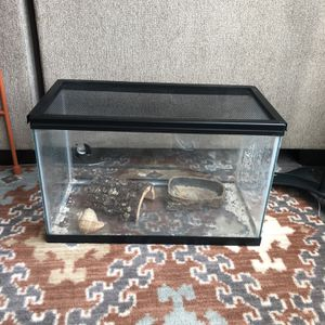 10 Gallon Fish Tank for Sale in St. Charles, IL