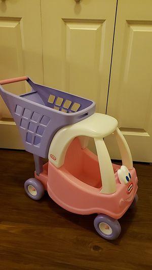 Little tikes shopping cart for Sale in Ashburn, VA