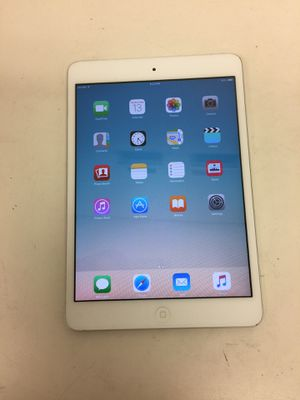 Apple ipad mini 1st gen 16gb wifi unlock with charger for Sale in Houston, TX
