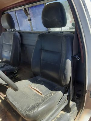 2 BUCKET SEATS AND BENCH SEATS ! FITS 73-87 CHEVY TRUCKS !SOLD SEPERATELY ! for Sale in Las Vegas, NV