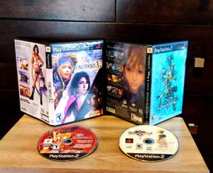 Square Enix RPGs PS2 for Sale in San Diego, CA