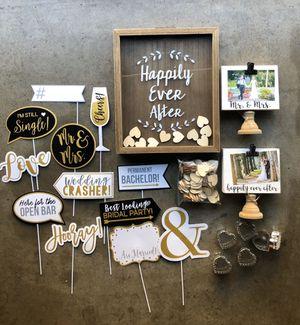 Wedding Decor Bundle for Sale in Anaheim, CA