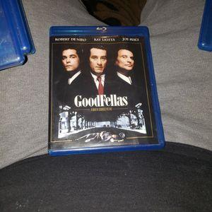 GoodFellas Blue Ray DVD for Sale in Rockdale, IL