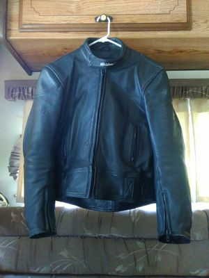 Motorcycle Leather Jacket for Sale in Clovis, CA