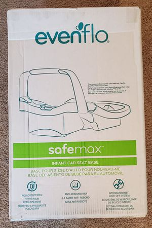 Evenflo Safemax Car Seat Base - New Unopened Box for Sale in Norton, OH