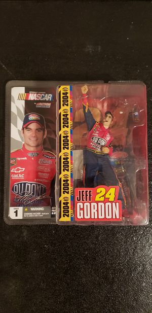 New Jeff Gordon action figure for Sale in Charlotte, NC
