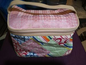 One large and one small cosmetic bag for Sale in San Angelo, TX