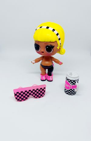 LOL Surprise Racer Doll, Cup & Sunglasses for Sale in Winterville, NC