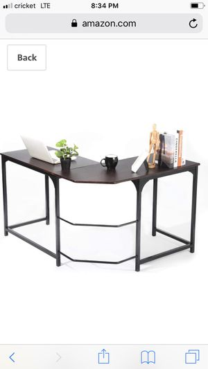 L shaped desk for Sale in Tolleson, AZ
