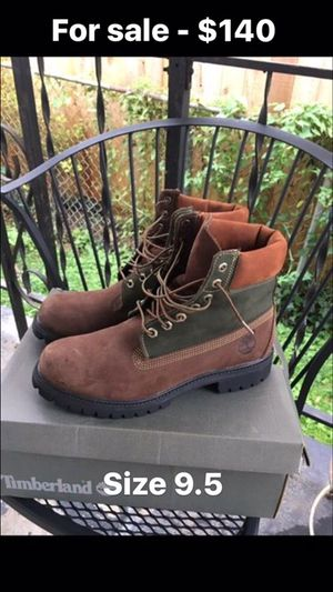 Timberland Boot - Size 9.5 for Sale in Rockville, MD