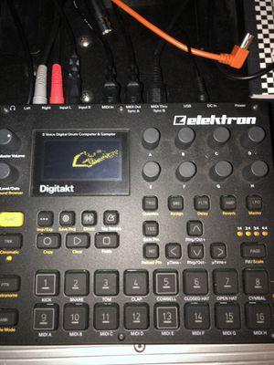 elektron digitakt for Sale in La Mirada, CA