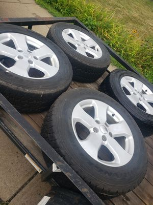 2011 Jeep Grand Cherokee Factory Wheels for Sale in Pittsburgh, PA
