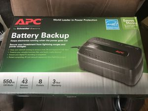 APC UPS - Uninterruptible power supply 330w for Sale in Daly City, CA