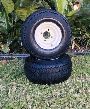 GOLF CARTS TIRES for Sale in Aliso Viejo, CA