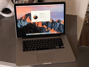 """15"""" Macbook Pro I7 Retina with software for Sale in Austin, TX"""