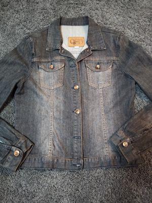 Denim jacket QSD Quicksilver for Sale in Torrance, CA