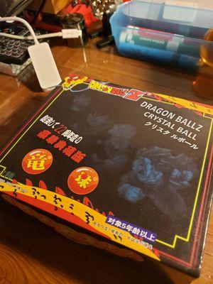 Dragon Ball Z 7 PC. Set for Sale in Virginia Beach, VA