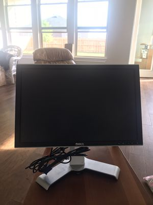 Dell monitor for Sale in Round Rock, TX