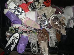 Zapatos de niña y niño for Sale in Baltimore, MD