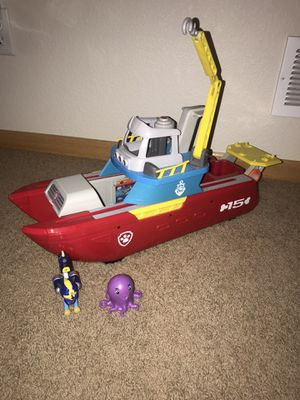 Paw patrol rescue boat for Sale in Fort Collins, CO