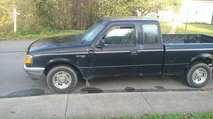 Its ford ranger it runs good, it has some rust on it I'm asking 1500 for it the truck is a shift for Sale in Monaca, PA