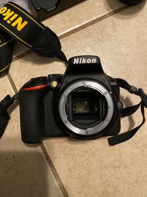 Nikon D3500 camera for Sale in Dallas, TX