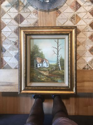 Harnlley Painting for Sale in Raleigh, NC