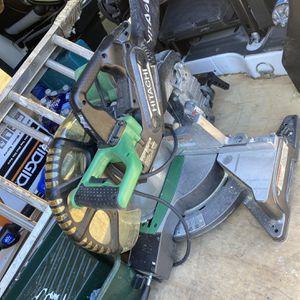 Hitachi Saw for Sale in Leesburg, VA