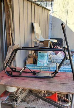 mini bike frame minibike frame for Sale in Los Angeles,  CA