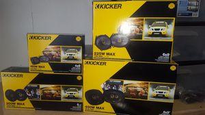 NEW!!! Kicker CS Speakers for Sale in Phoenix, AZ