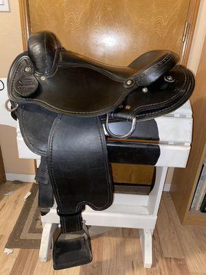 Dakota Saddlery Endurance Saddle for Sale in Phelan, CA