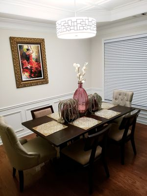 Dining table and chairs for Sale in Atlanta, GA