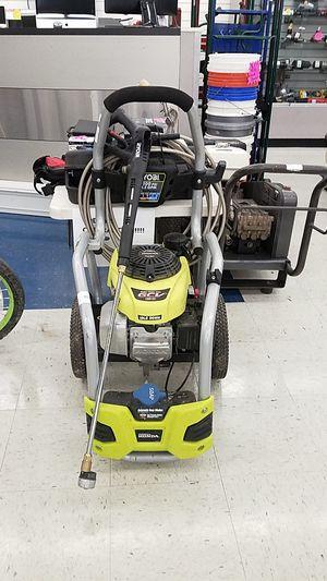 Ryobi 3000 2.3 Honda electric start pressure washer for Sale in Houston, TX