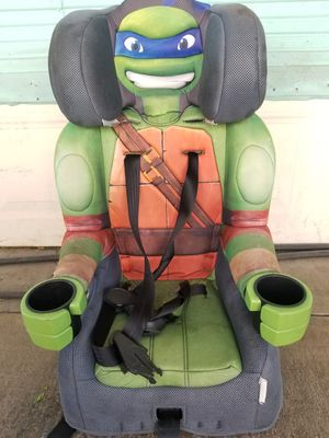 TMNT Car Booster Seat for Sale in Riverside, CA