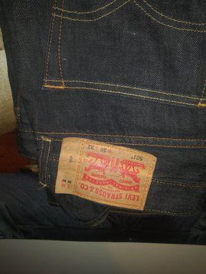 Mens levi jeans 36 x 32 for Sale in Garden City, MI
