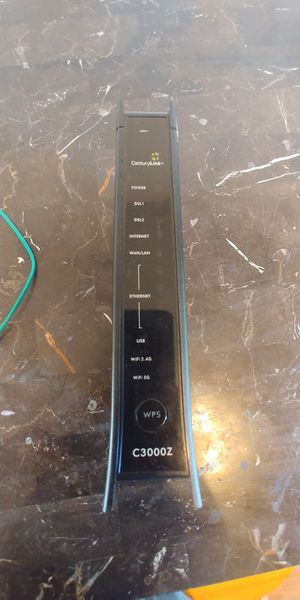 Century Link dsl modem for Sale in Kent, WA