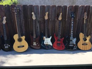 Many guitars for sale 2 for Sale in San Diego, CA