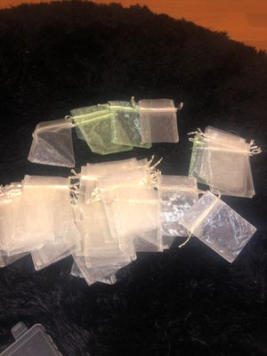 organza bags for Sale in Grand Prairie, TX