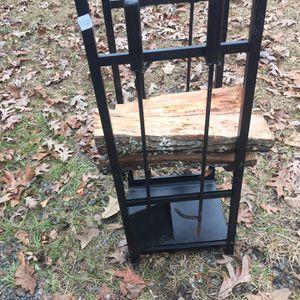 House Wood Holder for Sale in Hopkins, SC