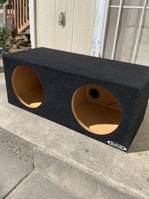"Groundshaker 10"" inch box for Sale in San Bernardino, CA"