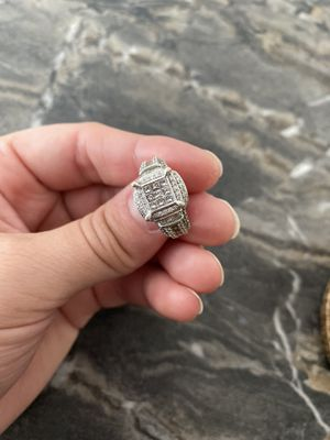 Sterling silver engagement ring for Sale in Benson, NC