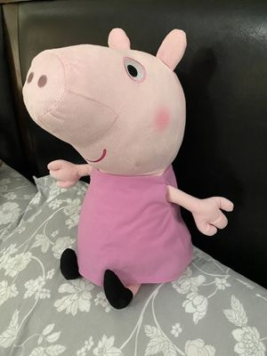 Peppa pig plushie toy for Sale in Maricopa, AZ