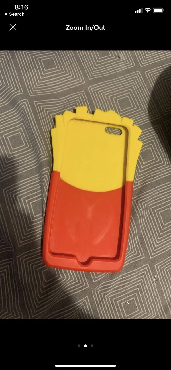 Moschino French Fry IPhone 5/5s Case