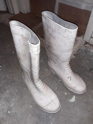 Rubber boots(10) for Sale in Winter Garden, FL